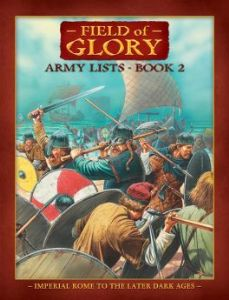 A82  Field of Glory  - Army Lists Book 2 (2nd edition)